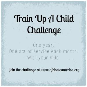 train up challenge