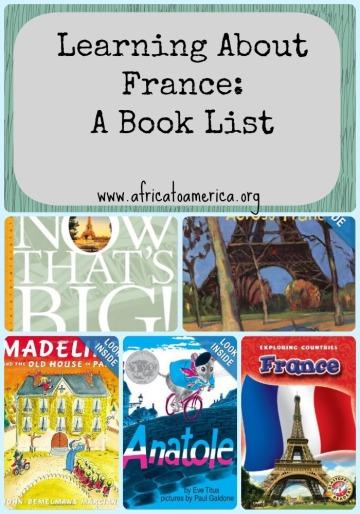 france book list